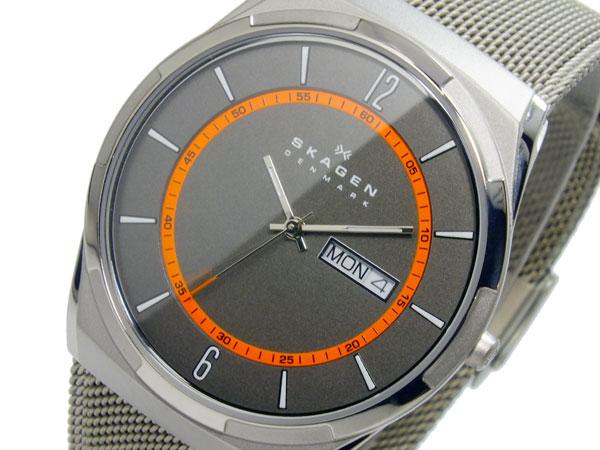 スカーゲン SKAGEN クオーツ メンズ 腕時計 SKW6007-1