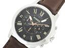 フォッシル FOSSIL watch Grant Kurono FS4813