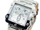 ドルチェメディオ DOLCE MEDIO quartz men Kurono watch DM8018-WHBR