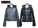 Japanese non-release DUVETICA デュベティカダウン THIA ERRE reversible Lady's D156151 920 40