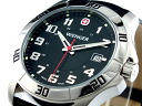 Wenger WENGER Alpine Electronics quartz men watch 70485