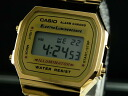 Casio CASIO digital watch A168WG-9