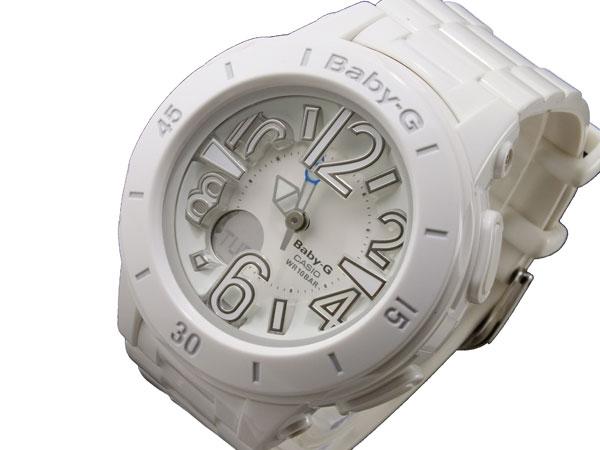 カシオ CASIO ベイビーG Baby-G 腕時計 ネオン アナデジ BGA170-7B1-1