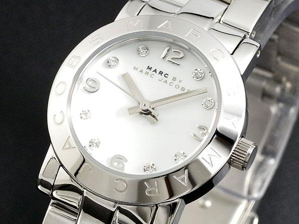 マークバイ マークジェイコブス MARC BY MARC JACOBS 腕時計 MBM3055 レディース シルバー メタルベルト-1
