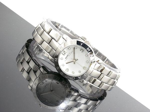 マークバイ マークジェイコブス MARC BY MARC JACOBS 腕時計 MBM3055 レディース シルバー メタルベルト-2