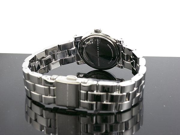 マークバイ マークジェイコブス MARC BY MARC JACOBS 腕時計 MBM3055 レディース シルバー メタルベルト-3