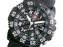 Lumi Knox LUMINOX navy Shields chronograph watch 3081