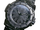 6402 Lumi Knox LUMINOX knight hawk watch BLACK OUT