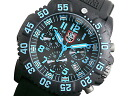 Lumi Knox LUMINOX navy Shields chronograph watch 3083