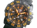 Lumi Knox LUMINOX navy Shields chronograph watch 3089