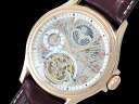 GALLUCCI Gallucci watch skeleton self-winding watch WT23145SK-RG