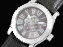 GALLUCCI Gallucci skeleton men watch WT23337SK-SSBR