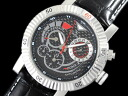 GALLUCCI Gallucci dual time zone automatic mens watch WT23382AU-BK