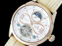 GALLUCCI Gallucci watch sun & moon WT23388AU-RGWH