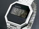 Nixon NIXON watch RE-RUN A158-000 BLACK