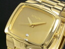 Nixon NIXON watch player PLAYER A140-509 GOLD/GOLD