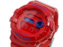 Casio CASIO baby G BABY-G watch BGD140-4 red