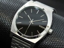 Nixon NIXON TIME TELLER watch A045-000 BLACK
