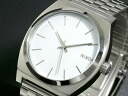 Nixon NIXON TIME TELLER watch A045-100 WHITE