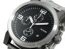 Nixon NIXON ride RIDE SS SS chronograph A347-000 watch for men
