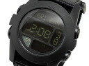 Nixon NIXON バジャ BAJA digital men watch A489-001 oar black