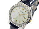 SEIKO SEIKO quartz Swarovski shell clockface Lady's watch SXDF81P2