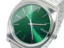 Nixon NIXON TIME TELLER watch A045-1696 GREEN SUNRAY