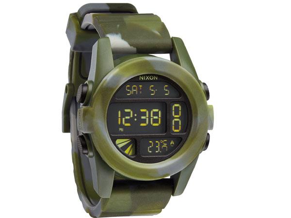 ニクソン NIXON ユニット UNIT 腕時計 A197-1727 マーブルカモ-1