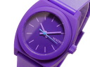 Nixon NIXON SMALL TIME TELLER P watch A425-230 PURPLE