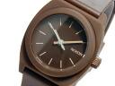 Nixon NIXON SMALL TIME TELLER P watch A425-400 BROWN