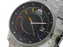 Orient ORIENT self-winding watch men watch WV0761ER black