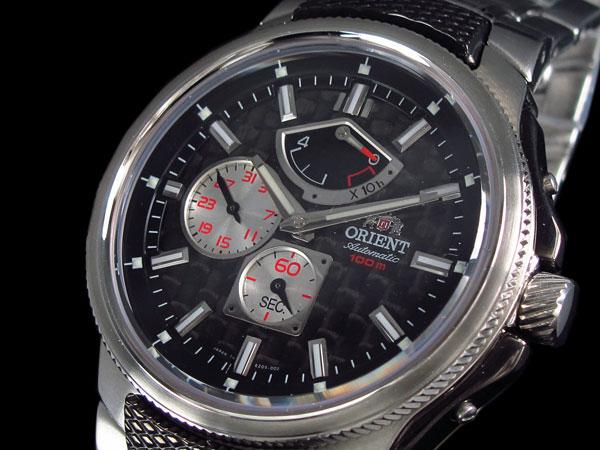 オリエント ORIENT 腕時計 自動巻き メンズ CEZ05002B0-1