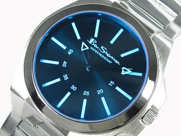 ベンシャーマン Ben Sherman 腕時計 メンズ R73000-1