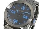Nixon NIXON PRIVATE SS watch A276-624 GUNMETAL BLUE