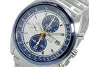 SEIKO SEIKO quartz men chronograph watch SNDF87P1
