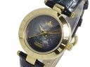 Vivien waist Wood VIVIENNE WESTWOOD quartz Lady's watch VV092BKBK