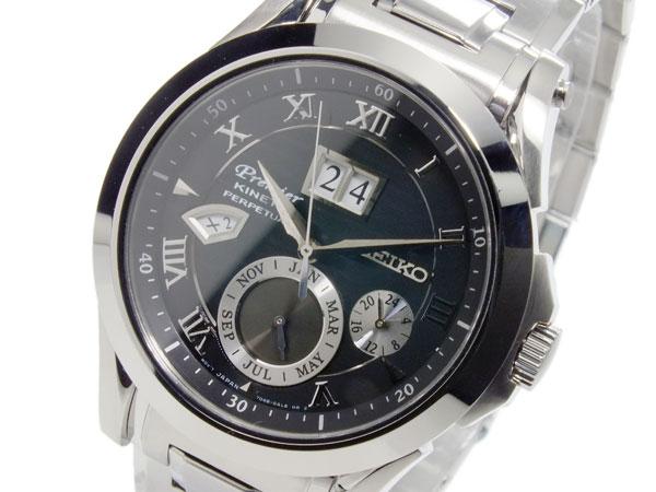 セイコー SEIKO キネティック 自動巻き メンズ 腕時計 SNP059P1-1