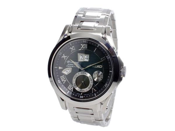 セイコー SEIKO キネティック 自動巻き メンズ 腕時計 SNP059P1-2