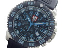 Luminox LUMINOX Chronograph Watch 3183 black & blue