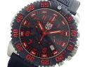 Luminox LUMINOX Chronograph Watch 3195 black & Red