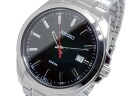 Seiko SEIKO quartz mens watch SUR061P1 silver