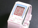 Casio CASIO Poptun POPTONE watch LDF51-4 A women's pink