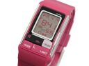Casio CASIO Poptun POPTONE watch LDF52-4 A women's pink