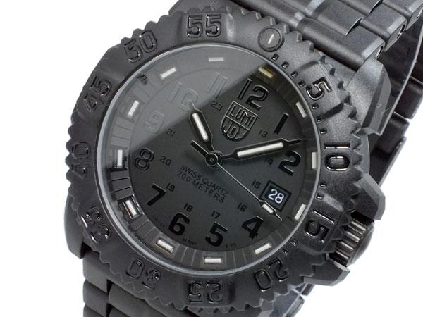 ルミノックス LUMINOX ネイビーシールズ クオーツ メンズ 腕時計 3052.BO-1