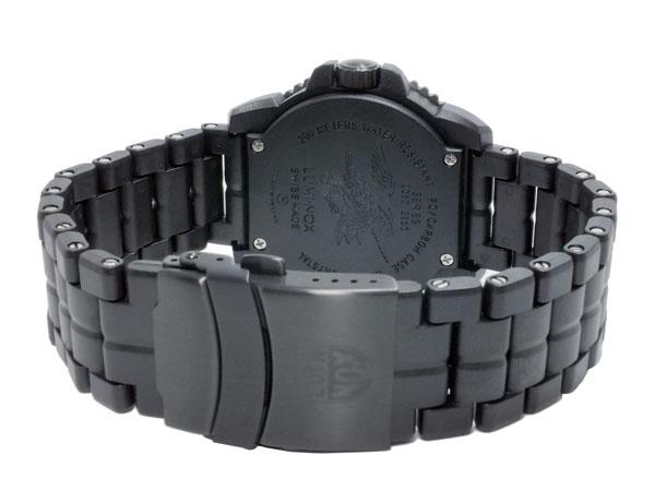 ルミノックス LUMINOX ネイビーシールズ クオーツ メンズ 腕時計 3052.BO-3