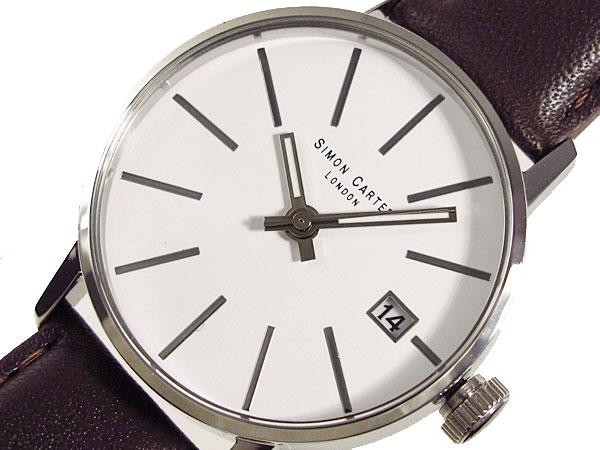 SIMON CARTER サイモンカーター  腕時計 メンズ LT905-WH-1
