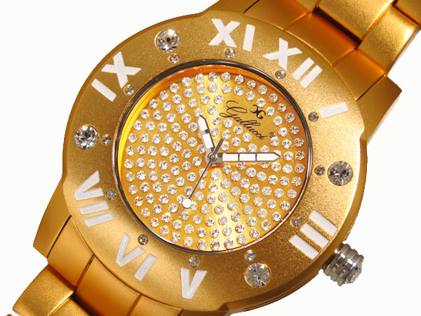GALLUCCI UNI ガルーチ ユニ 腕時計 アルミ WT23451QZ-CH-1