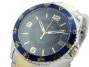 Tommy Hilfiger TOMMY HILFIGER quartz men's watch 1790839 Navy x Gold rubber belt