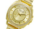 Coach COACH boyfriend signature Womens watch 14501308 gold metal belt bracelet