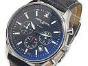 Jürg grey JORG GRAY secret service Edition quartz mens Chronograph Watch JG6500-21 leather belt